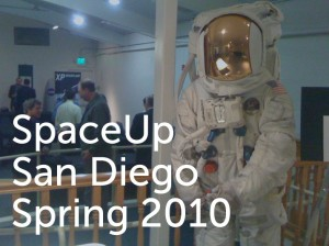 support SpaceUp on KickStarter